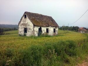 Poljari, star kuća Zirduma